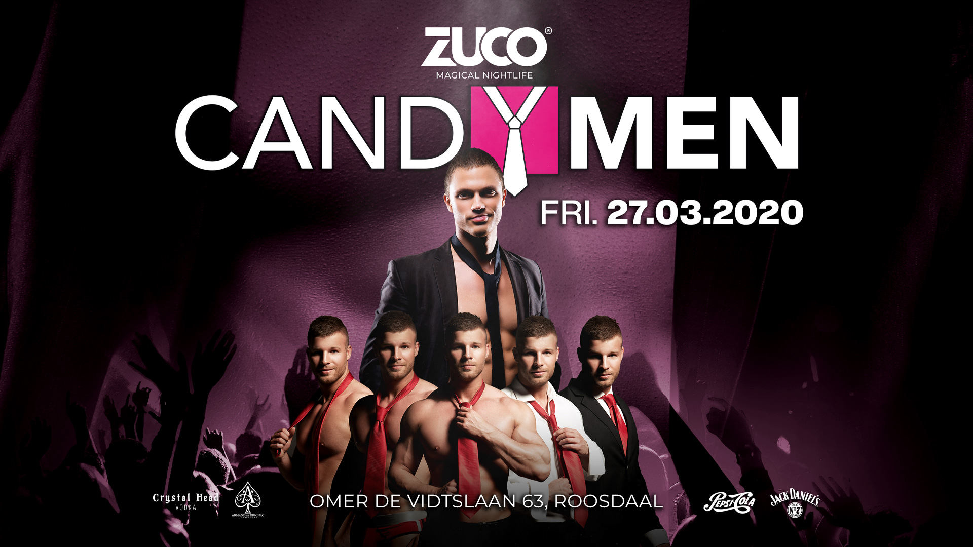 Candymen ft. ZUCO